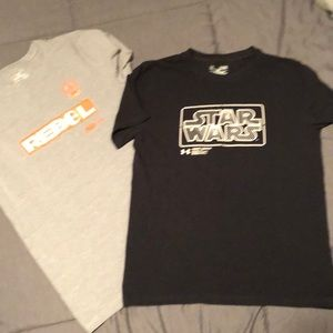 Under Armour Star Wars T-shirts